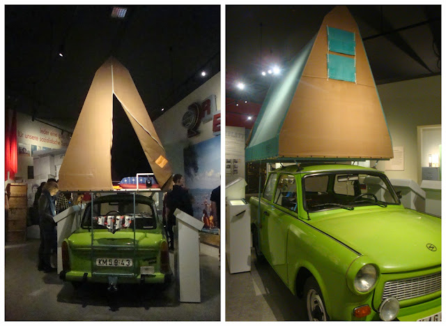 museus surpreendentes - Alltag in der DDR (Berlim)