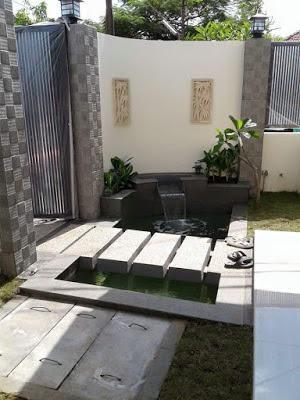 jasa kolam - garden style