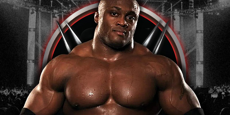 Possible Title Feud For Bobby Lashley