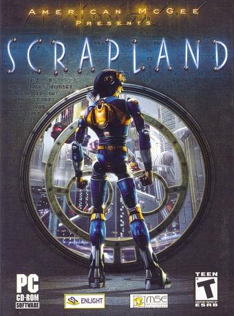 American McGee Presents: Scrapland