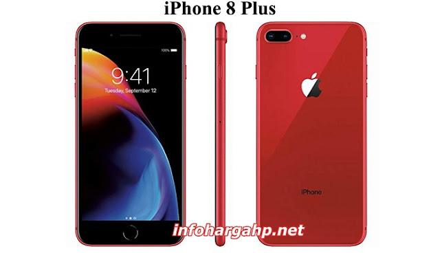 Harga iPhone 8 Plus, Spesifikasi iPhone 8 Plus, Review iPhone 8 Plus