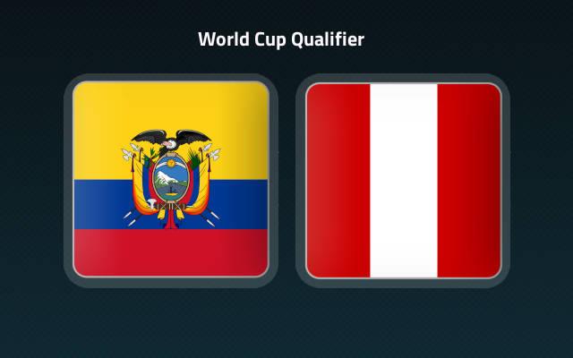 Ecuador vs Peru Live : 2021 world cup qualifying Live Where to watch