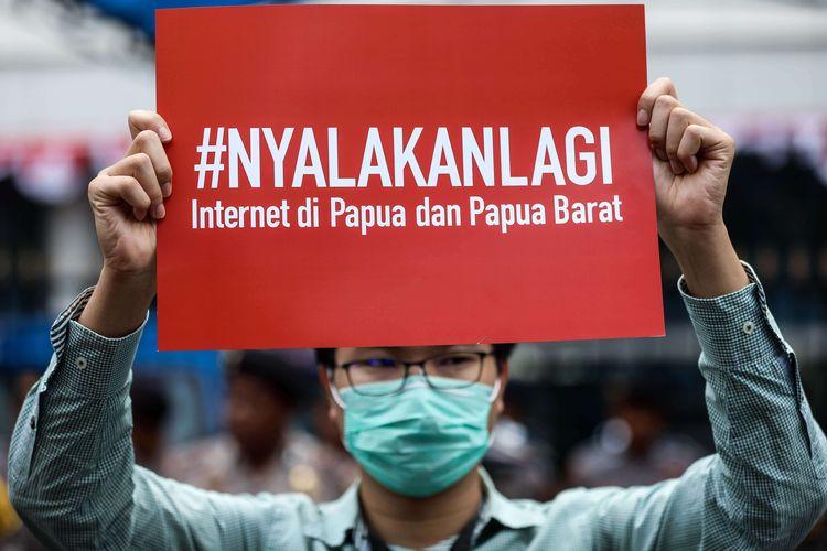 Sumber Informasi Papua Terkendala Karena Internet Di Blokir