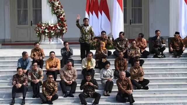 Meski Tak Dapat Jatah Menteri, 4 Parpol Ini Tetap Dukung Jokowi