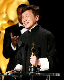 After 56 Years in the Industry and Over 200 Films, Jackie Chan 'Finally' Gets His Oscar