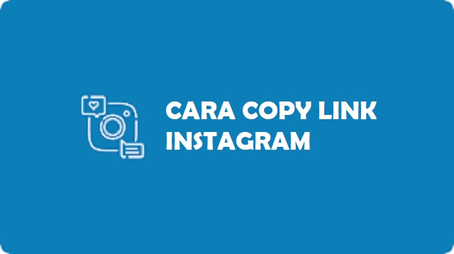 Cara Copy Link Instagram