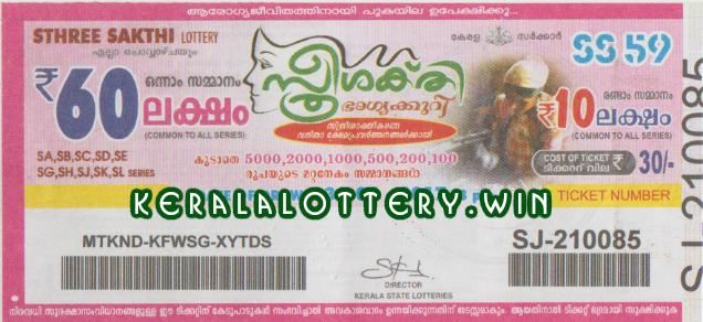 keralalottery.win-Sthree Sakthi
