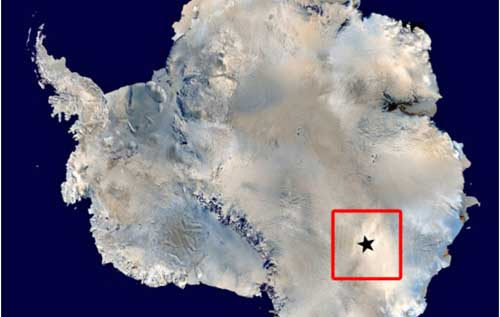 Bí mật chưa kể về Châu Nam Cực, căn cứ bí mật của người ngoài hành tinh hay quân đội ?