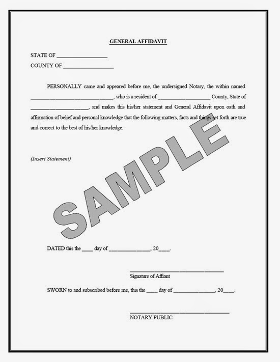 Affidavit Of Heirship Template alaska form affidavit of heirship – Affidavit of Truth Template