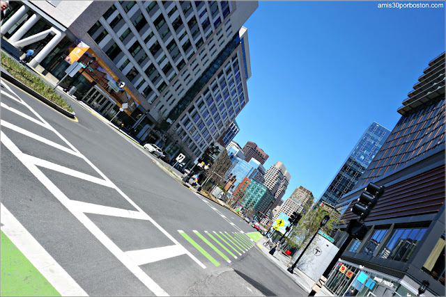 Seaport District de Boston