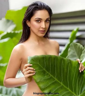 Kiara Advani Biography in Hindi, Kiara Advani Biography