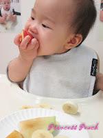 茉莉吃蘋果