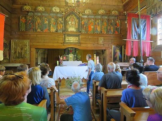 Cerkiew pw. św. św. Kosmy i Damiana w Kotani.
