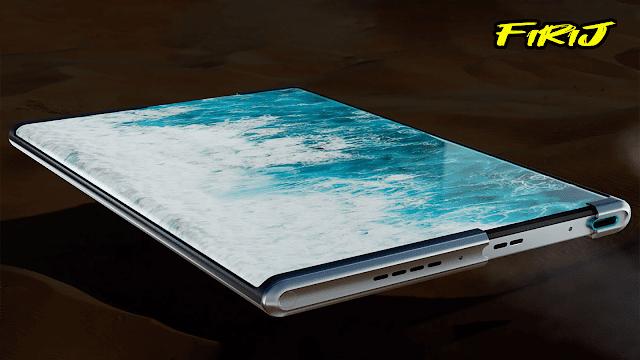 Le téléphone concept enroulable Oppo X 2021