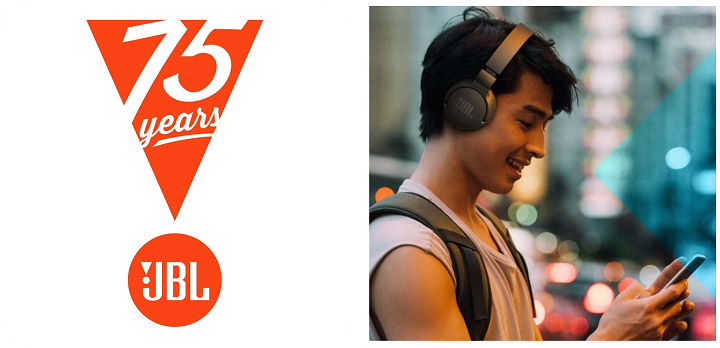 JBL announces 2021 Product Line Up in line with its 75th Anniversary
