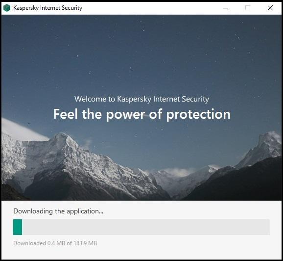 KIS - Downloading