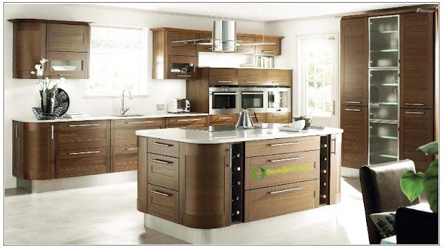 lemari gantung dapur kayu jati