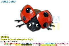 Magnet Kulkas Kumbang Atau Kepik