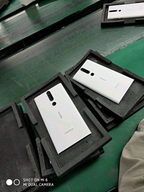 Leaked Nokia Fabula design smartphone