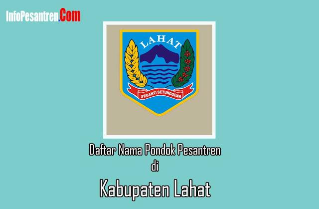 Pondok Pesantren di Kabupaten Lahat