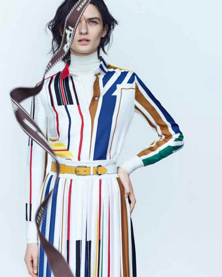 Hermès Fall Winter 2020.21 campaign