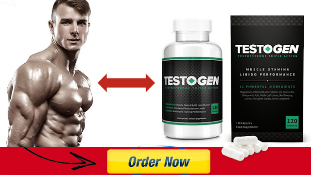 testogen Best testosterone booster  2020
