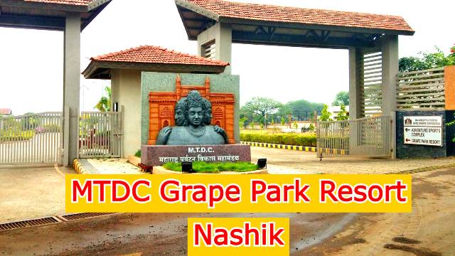 MTDC Grape park resort nashik