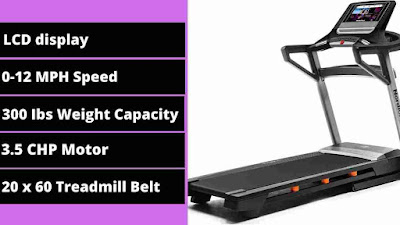 Nordic T-Series Treadmill under $600