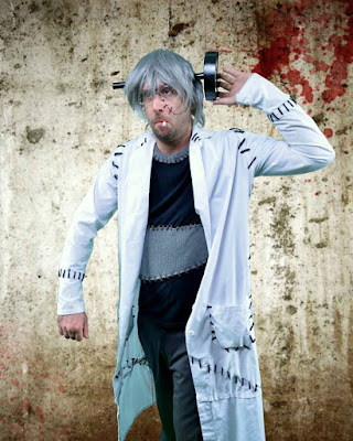 Professor Stein Cosplay