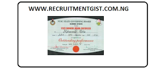 NYSC Certificate Issues – See How to Correct Date of Birth and Wrong Course for NYSC Mobilized Candidates