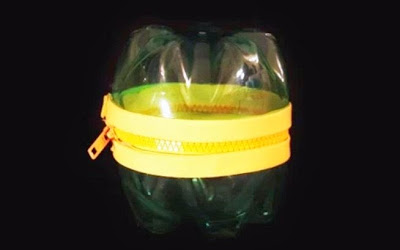 contenedor de plastico