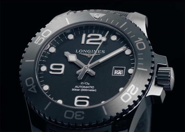 Longines HydroConquest Full Ceramic (ref. L3.784.4.56.9)