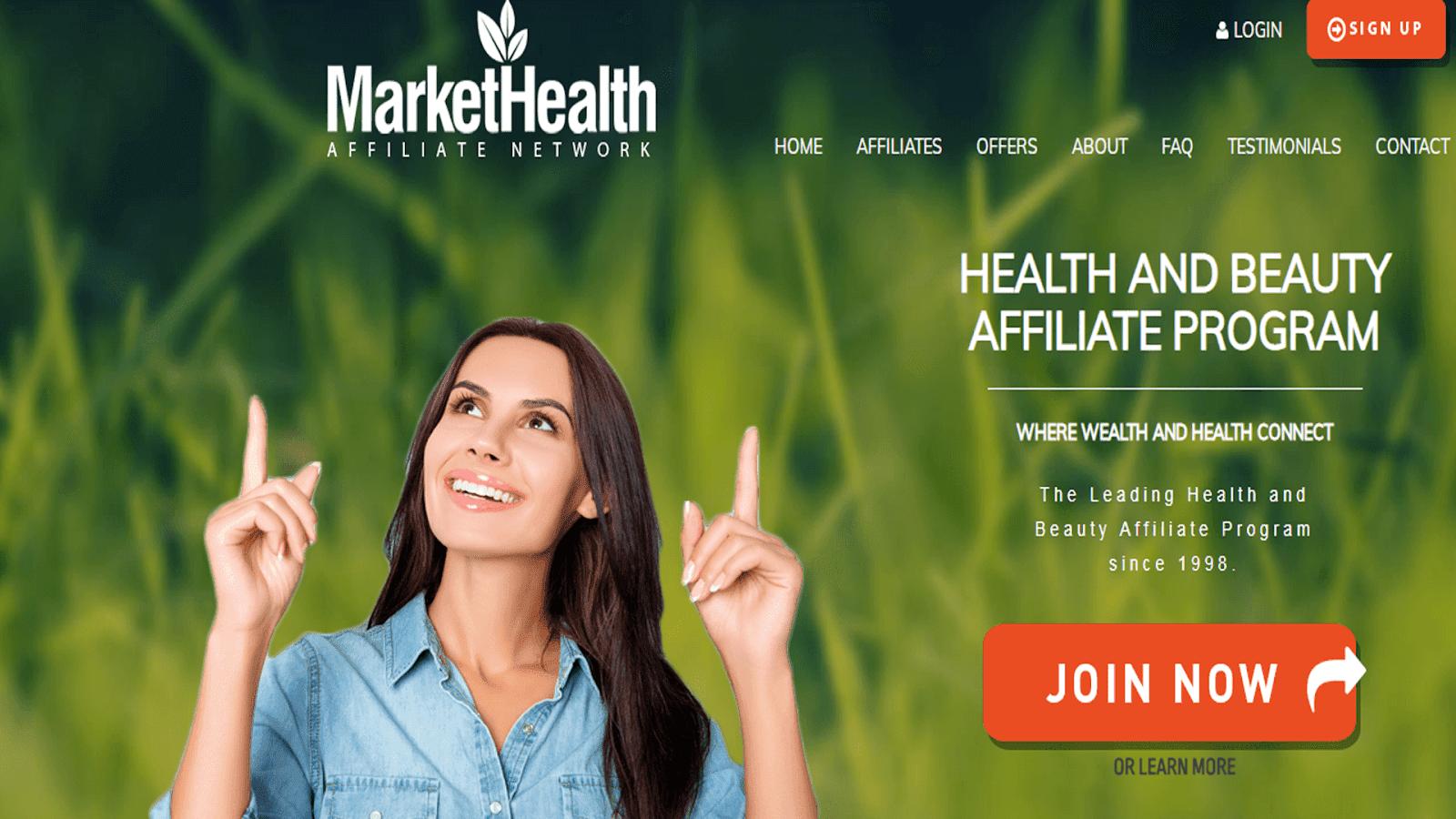 شركة Markethealth