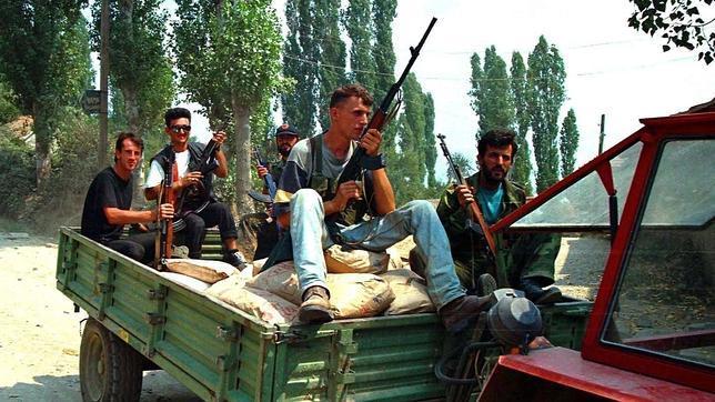 #Косово #Метохија #Терористи #УЋК #Злочин #Закон #Срам #Стид