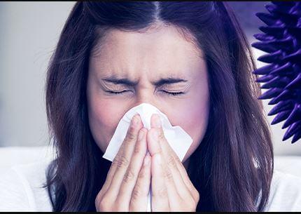 10 أمراض معدية تنتشر على الرغم من الهواء