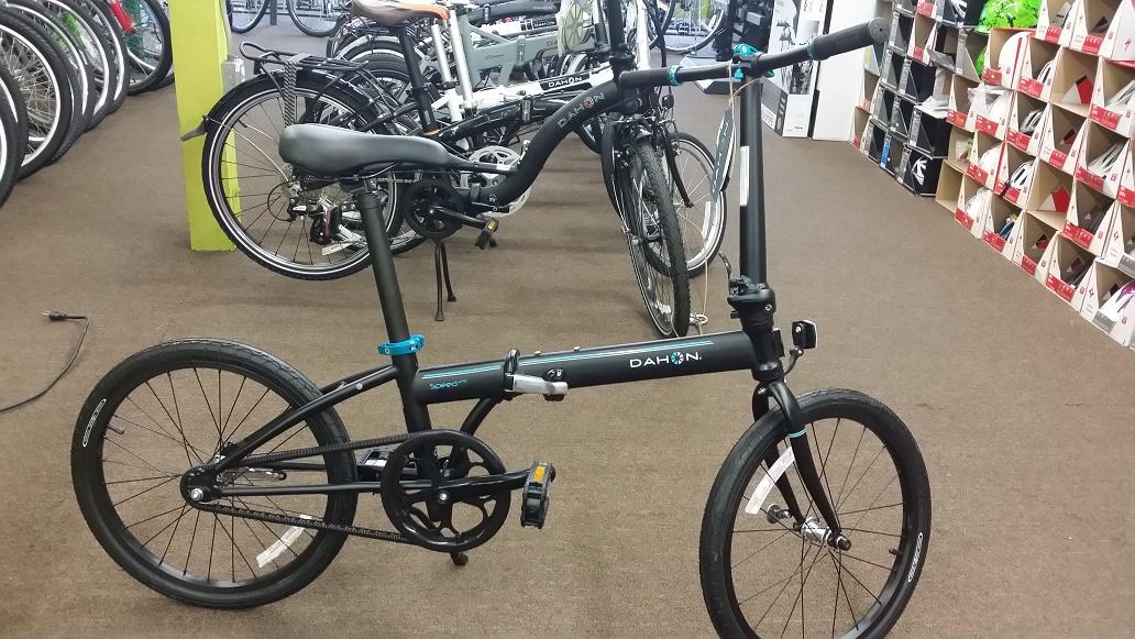 Dahon Speed Uno Folding Bike, Harga Rp. 3.300.000 - Toko