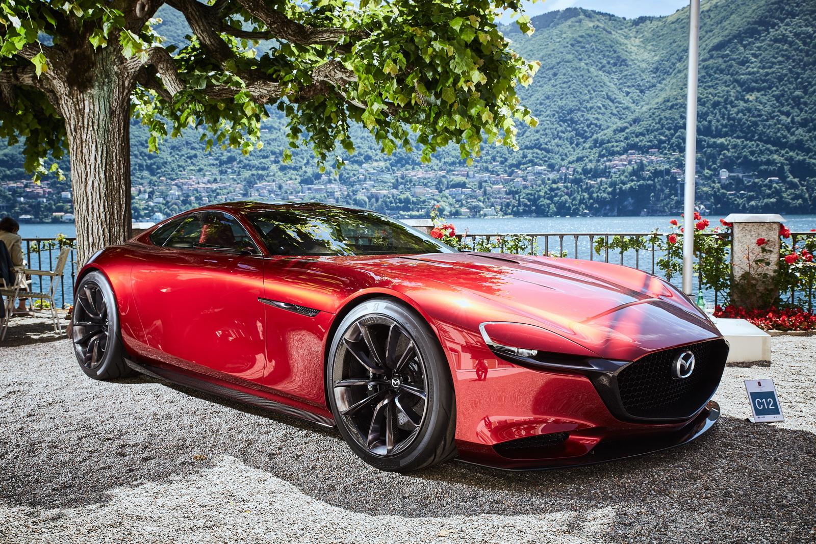 Với chiếc Mazda RX Vision này, trình độ thiết kế của Mazda đang tiệm cận sự thượng thừa, quá đẹp