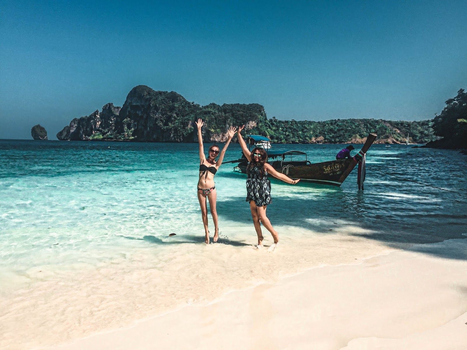 Koh Phi Phi Thailand Travel Guide