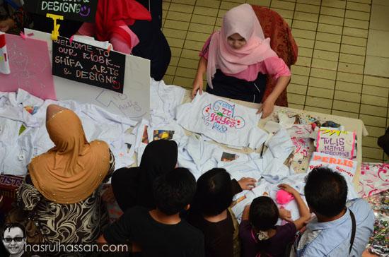 Kompleks beli belah bebas cukai Padang Besar Perlis