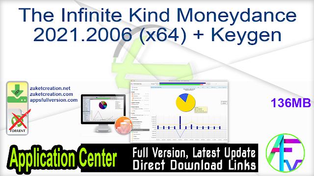 The Infinite Kind Moneydance 2021.2006 (x64) + Keygen