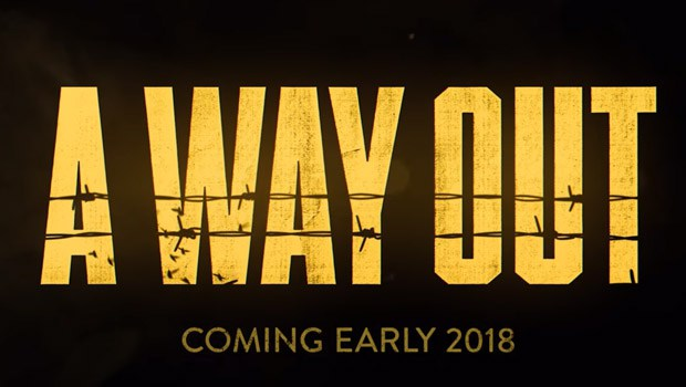 Se presenta A Way Out, nueva IP relacionada con escapar de prisión