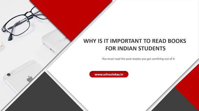 WHY IS IT IMPORTANT TO READ BOOKS FOR INDIAN STUDENTS