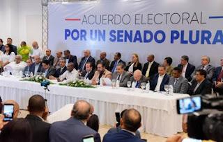 Partidos negocian pactos hasta última hora; hoy deben formalizar las alianzas