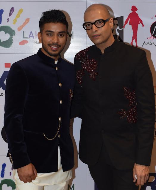 Entrepreneur Keshav Bansal and Neeraj Gaba