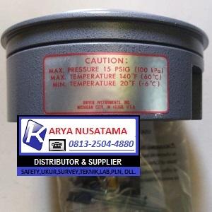 Jual 2000-800MM Differential Pressure Gage di Depok