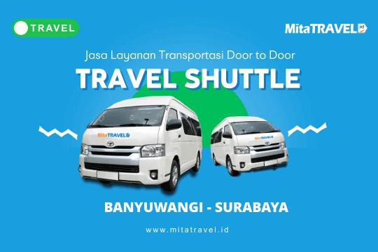 Travel Banyuwangi Surabaya Eksekutif Harga Tiket Murah Jadwal Berangkat Pagi Siang Sore Malam di MitaTRAVEL