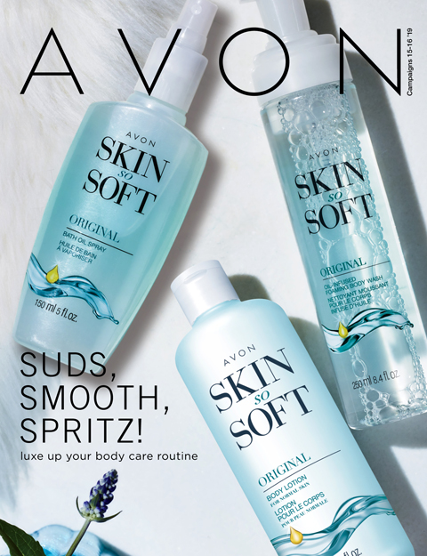 avon suds smooth sale flyer
