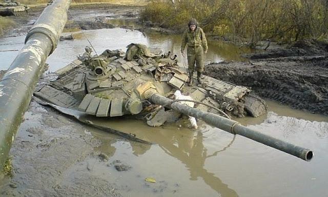 """Боевики возвращают к линии фронта танки, """"Грады"""" и САУ. За неделю зафиксировано 108 единиц тяжелого вооружения, - ГУР Минобороны - Цензор.НЕТ 6694"""