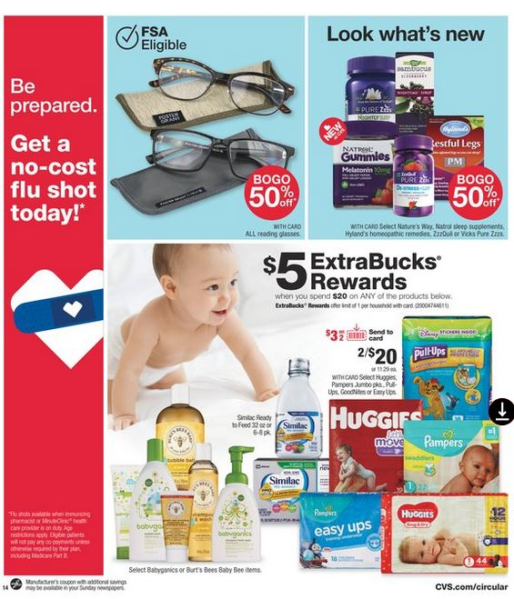 CVS Weekly Ad Preview 1117-1123 Page 15