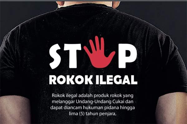 Stop Rokok Ilegal